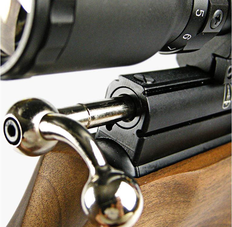 BSA R-10 MK2 PCP Обзор Редукторной ПСП Винтовки от Guns-Review