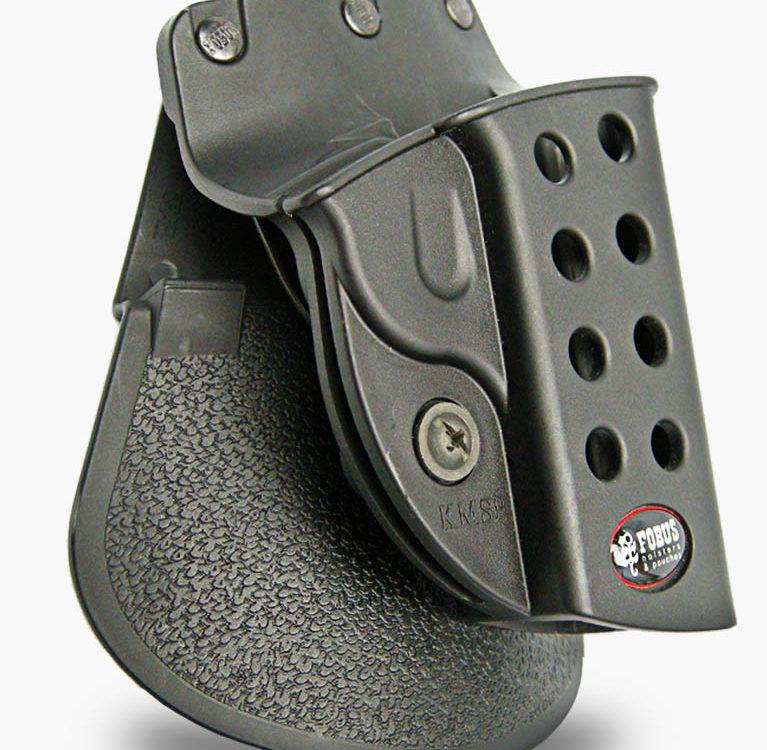 Fobus KMSP RT - полимерная поворотная кобура от Guns-Review