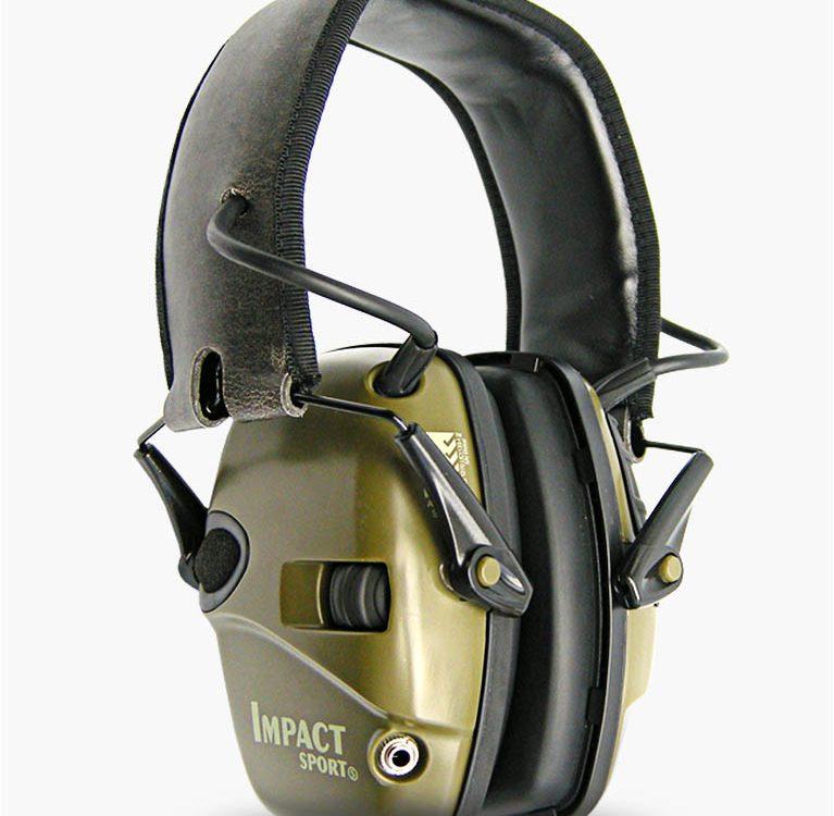 Howard Leight Impact Sport Активные Стрелковые Наушники Обзор Guns-Review