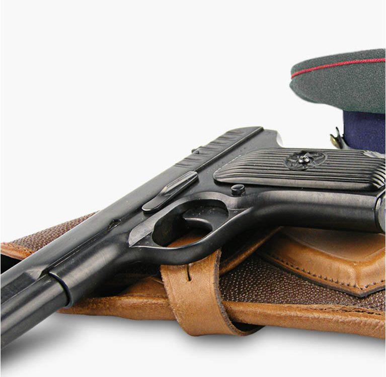 ТТ СОБР пневматический Обзор Guns-Review