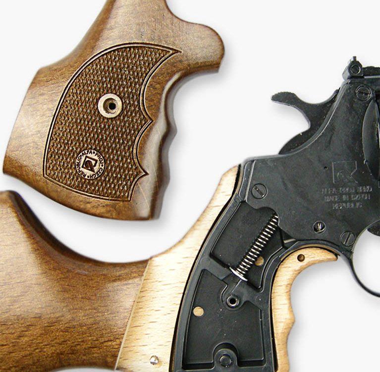 ALFA Hunter Револьверная винтовка под патрон Флобера от Guns-Review