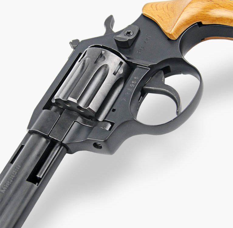 Сафари 441 - Револьвер флобера от Guns-Review