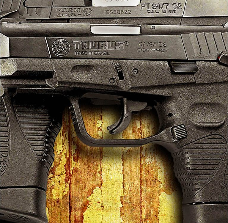 Taurus PT 24/7 Обзор пистолетов от Guna-Review