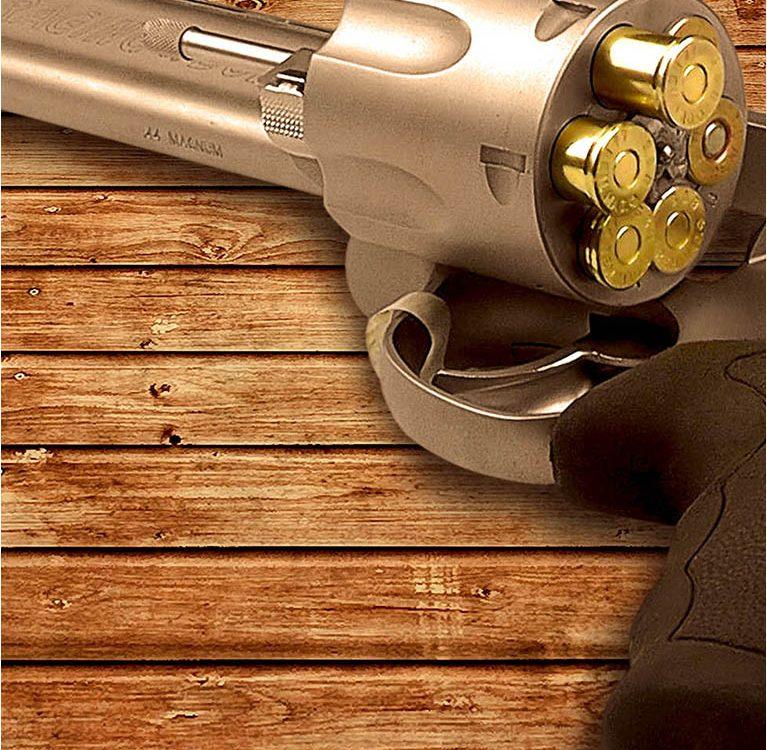 Taurus RT444 Обзор револьвера от Guna-Review