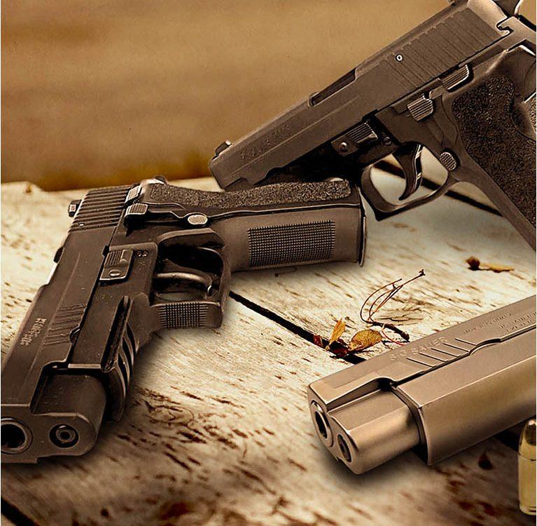 SIG Sauer P226 Обзор пистолетов от Guns-Review