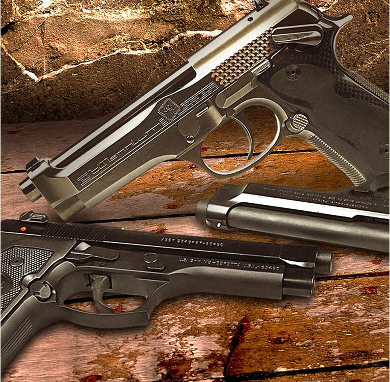 Beretta 92 FS Guns Review