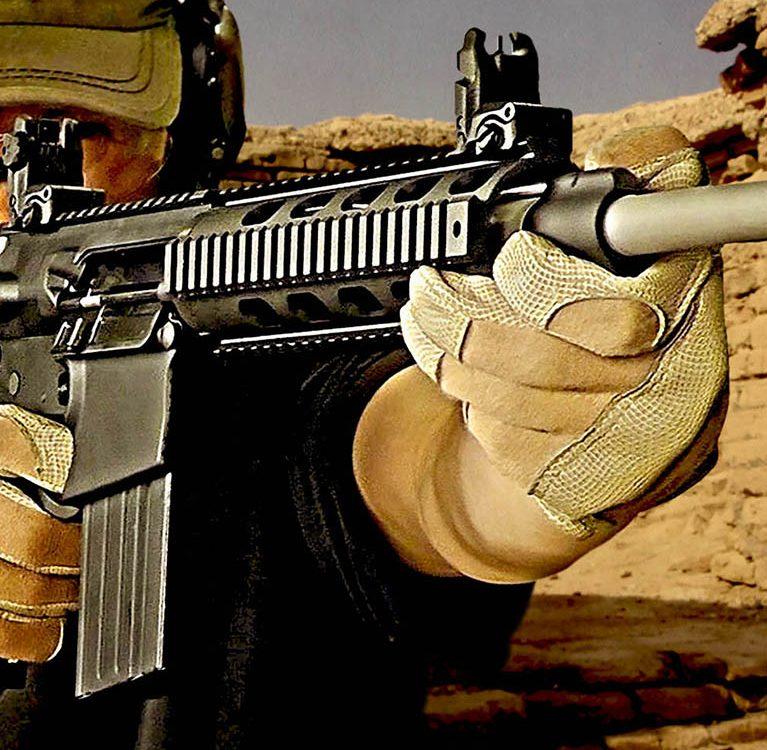 DPMS G2 Recon - обзор винтовки от Guns-Review