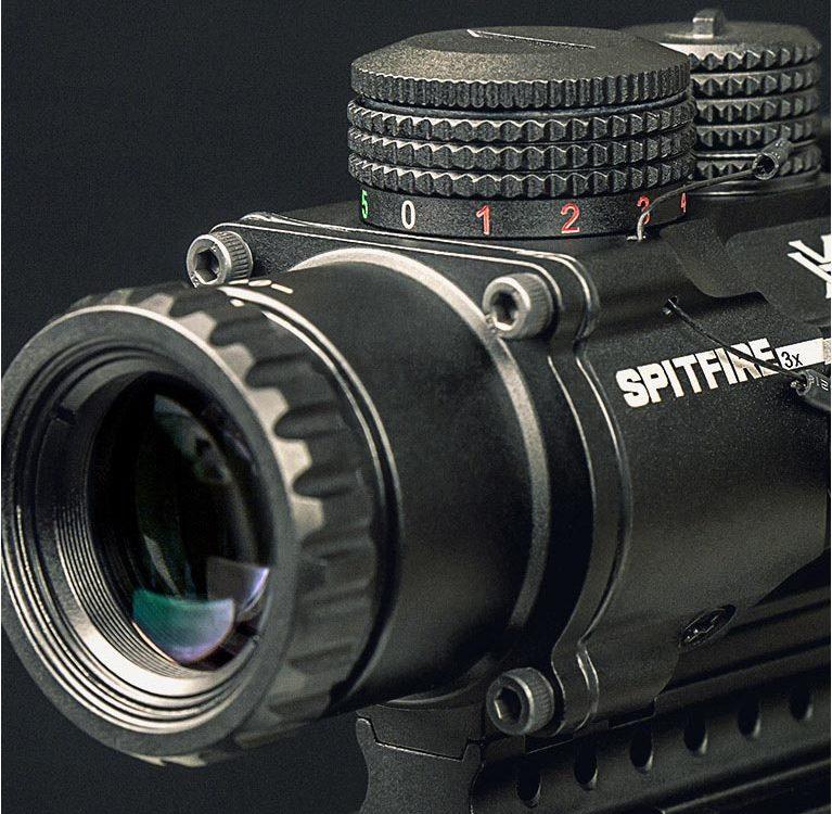 Vortex Spitfire Prismatic Sights - Призматические прицелы Vortex