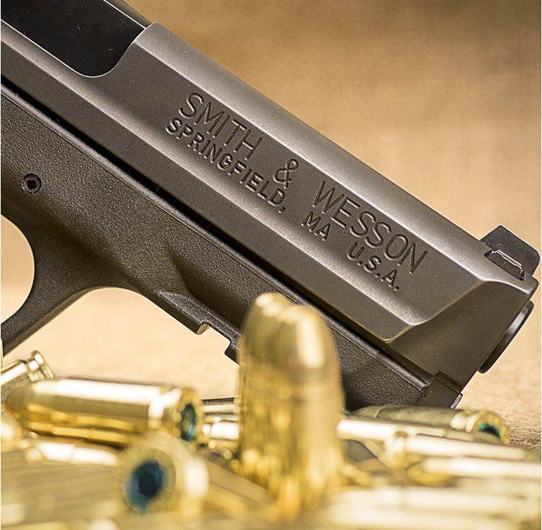Обзор пистолета Smith Wessson MP9