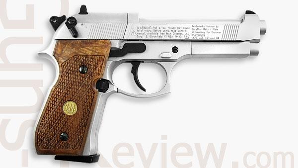 Beretta 92FS Umarex - Пневматическая Beretta от Guns-Review