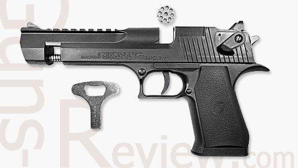 Desert Eagle пневматика Umarex от Guns-Review
