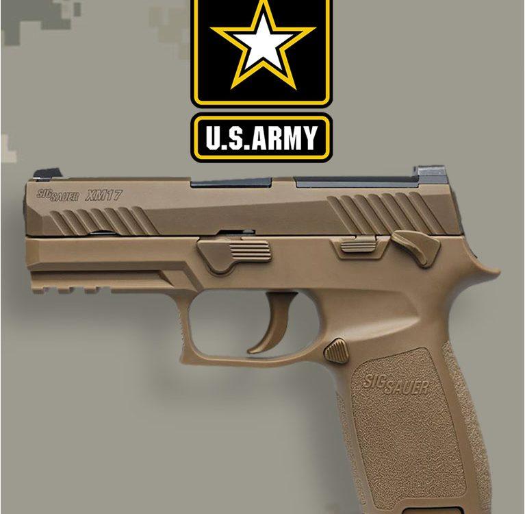 M17 - Почему Армия США выбрала SIG а не Glock