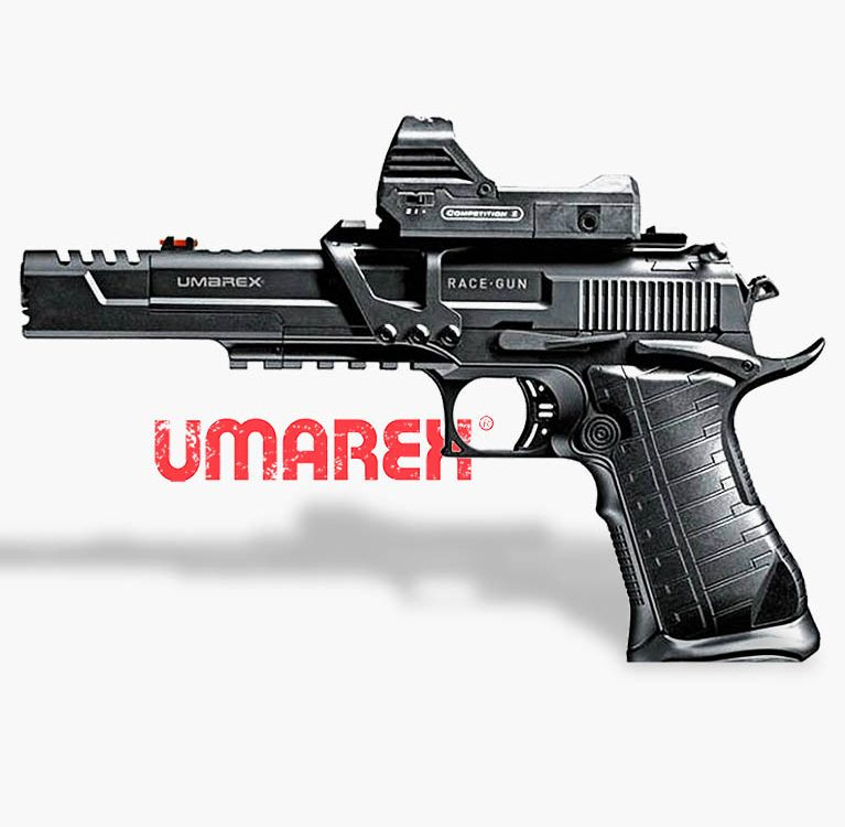 Race Gun Пневматический Пистолет UMAREX от Guns-Review