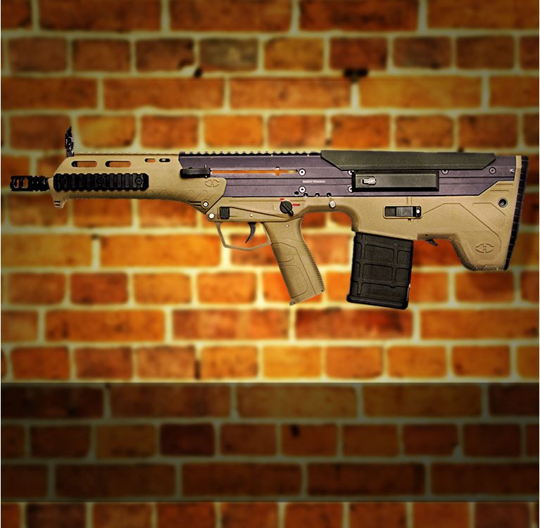 Что такое Bullpup - Статья Guns-Review