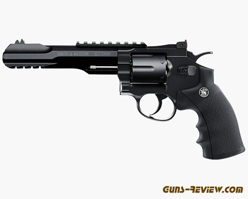 Smith&Wesson 327 TRR8, Umarex - Обзор пневматического револьвера от Guns-Review