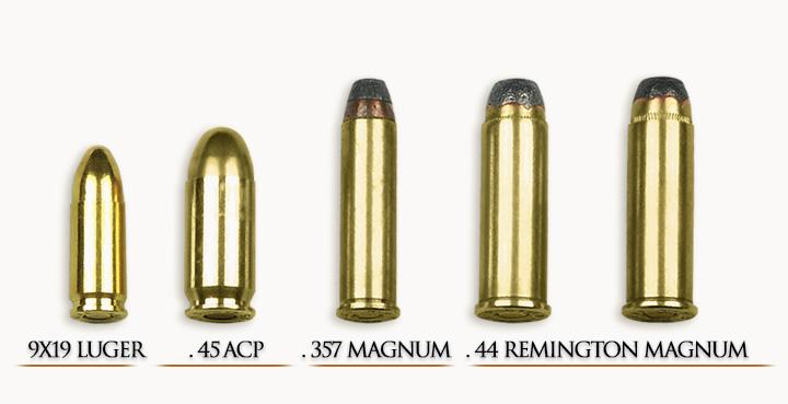 Патроны калибра 44 Magnum