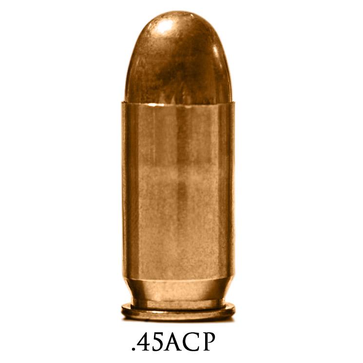 Патрон калибра 45 ACP