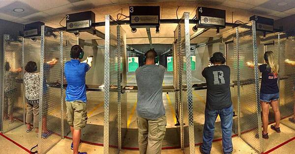 Indoor-Gun-Range