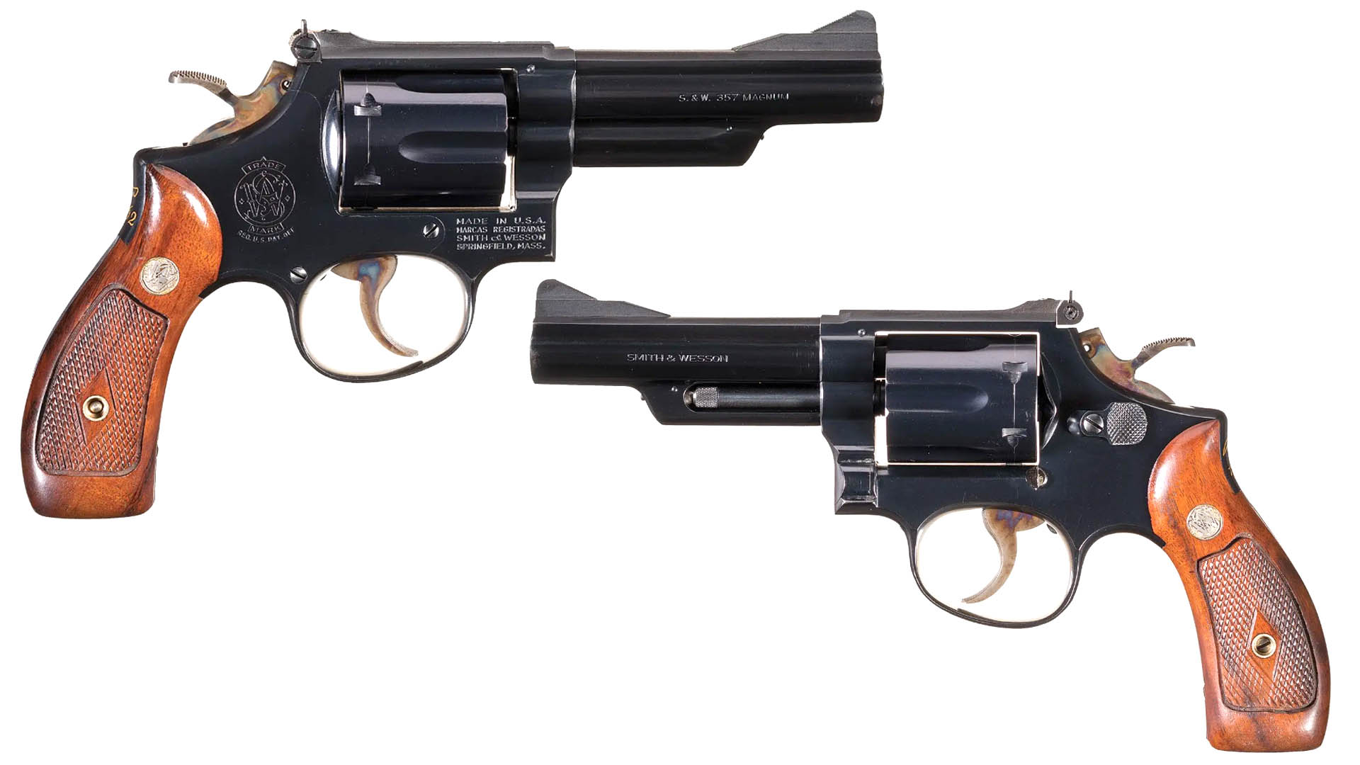 Револьвер Smith&Wesson Model 19