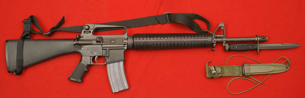 M-16 с системой RIFLE Length